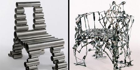 Chairs by Osian Batyka-Williams