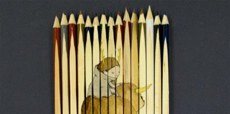 Pencil Art by Ghostpatrol
