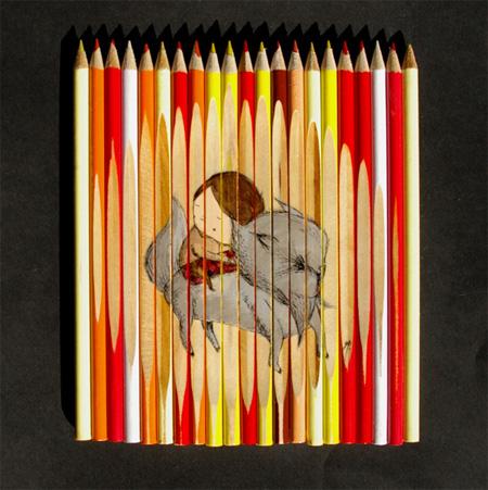 Unique Pencil Art by Ghostpatrol 10