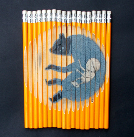 Unique Pencil Art by Ghostpatrol 12