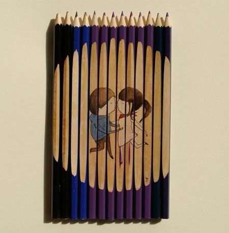 Unique Pencil Art by Ghostpatrol 14