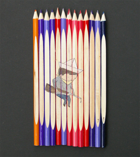 Unique Pencil Art by Ghostpatrol 17