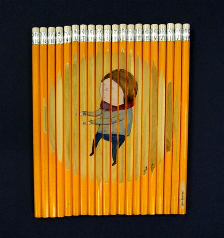 Unique Pencil Art by Ghostpatrol 7