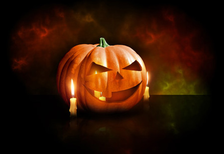 20 Free Halloween Photoshop Tutorials
