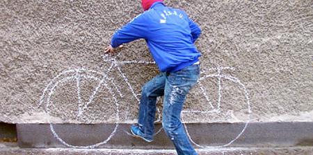 Street Art by Robin Rhode