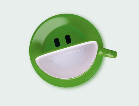 Creative Smilecup by Studio Psyho 2