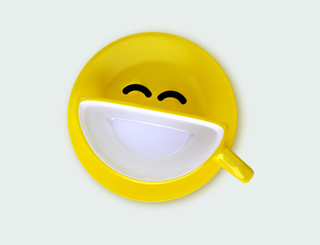Creative Smilecup by Studio Psyho 3
