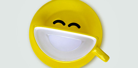 Smile Cups by Studio Psyho