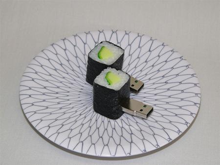 Realistic Sushi USB Flash Drives 5