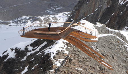 Breathtaking Viewing Platform in Austria