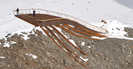 Breathtaking Viewing Platform in Austria 14