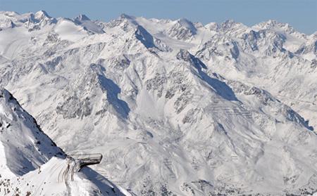 Breathtaking Viewing Platform in Austria 2