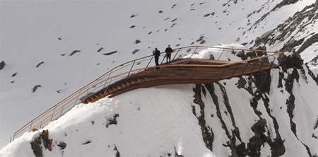 Breathtaking Viewing Platform in Austria 5