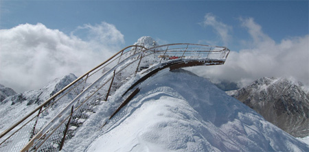 Breathtaking Viewing Platform in Austria 6
