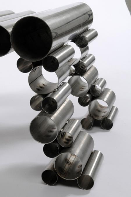 Tube Chair by Osian Batyka-Williams 3