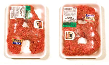 Meat Alphabet by Robert J. Bolesta