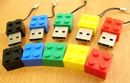 LEGO Brick USB Flash Drive 2