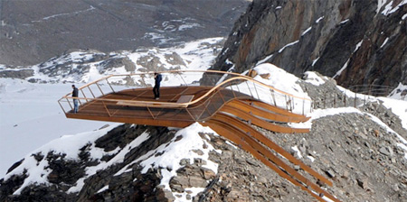 Viewing Platform in Austria