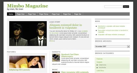 Top 15 Free Magazine Style WordPress Themes