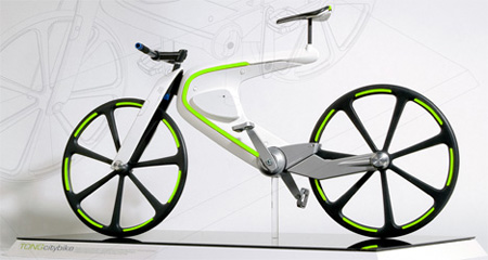 Tong City Bicycle Concept 2