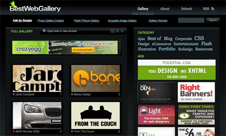 CSS Design Showcase Websites 13
