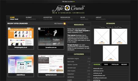 CSS Design Showcase Websites 16