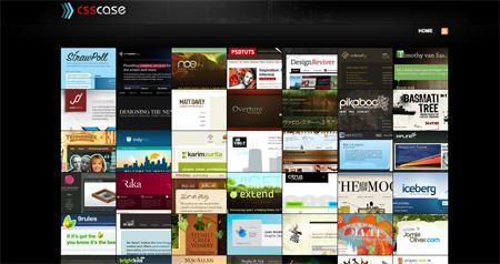 CSS Design Showcase Websites 17