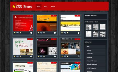 CSS Design Showcase Websites 20