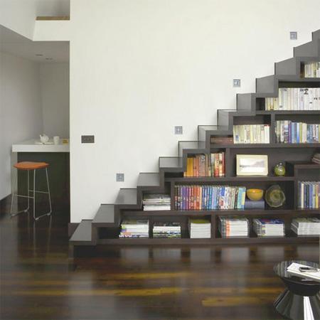 Storage Stairs Ideas