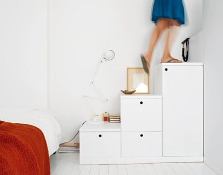 Storage Stairs Ideas 2