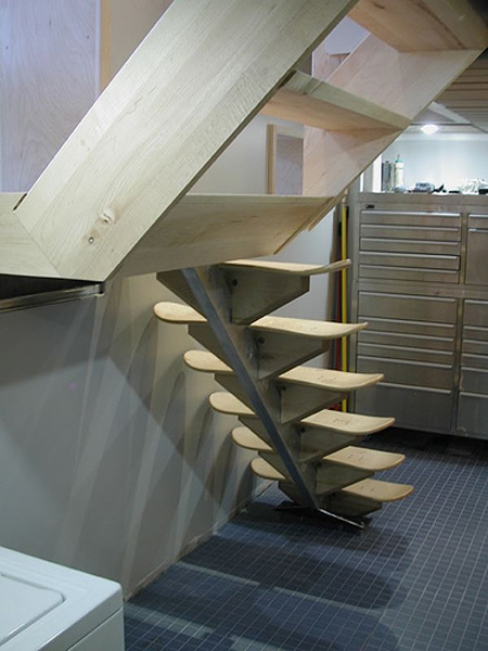 Skateboard Stairs 2