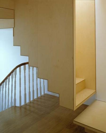 Hanging Box Stairs 2