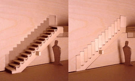Disappearing Stairs