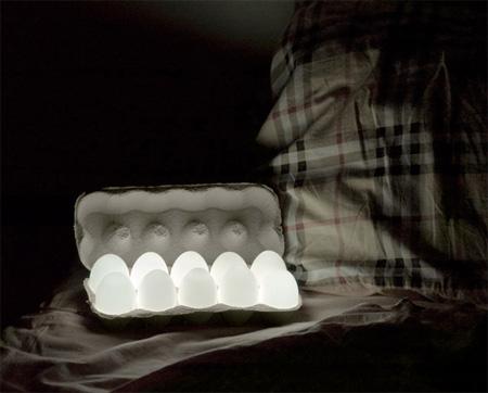 Creative Egg Light by Igor Pinigin 3