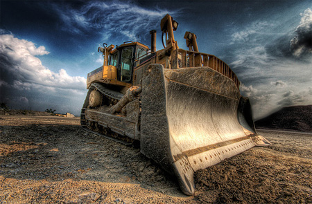 Dozer by Donald Fregede