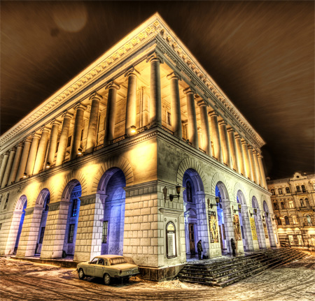 Kiev Opera House by Trey Ratcliff
