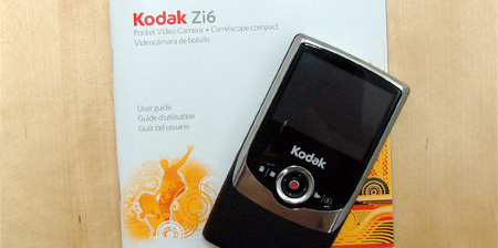 Kodak Zi6 Video Camera Review