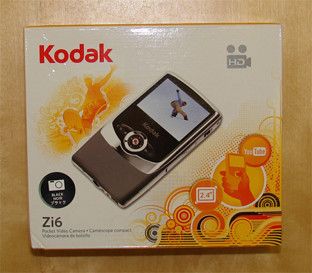 Kodak Zi6 Pocket Video Camera Review 2