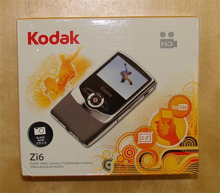 Kodak Zi6 Pocket Video Camera Review 2