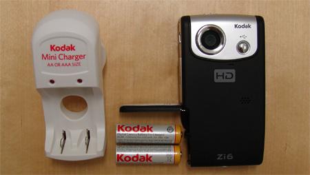 Kodak Zi6 Pocket Video Camera Review 3