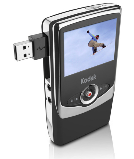 Kodak Zi6 Pocket Video Camera Review 5