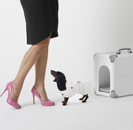 Portable Dog House by Marco Morosini 3