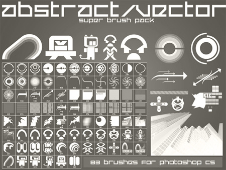 1000+ Great Free Photoshop Brushes by PaulW