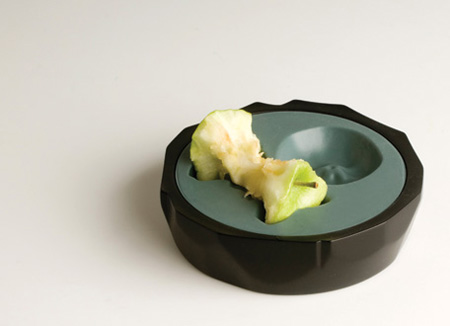 Small Apple Dish