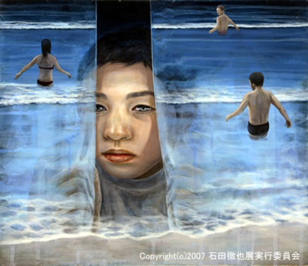 Incredible Paintings by Tetsuya Ishida 10