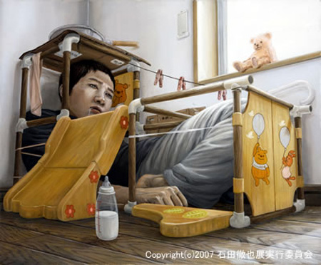 Incredible Paintings by Tetsuya Ishida 22