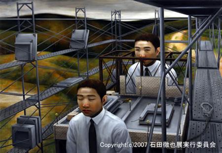 Incredible Paintings by Tetsuya Ishida 25