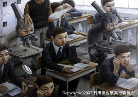 Incredible Paintings by Tetsuya Ishida 35