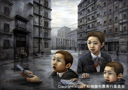 Incredible Paintings by Tetsuya Ishida 36