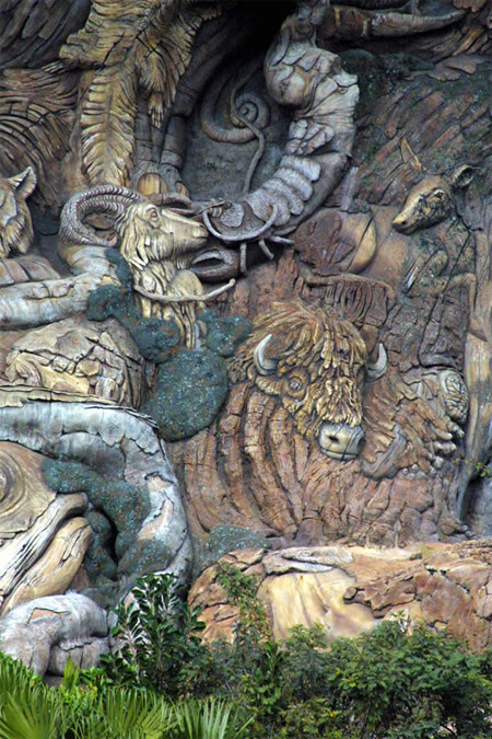 The Tree of Life at Disneys Animal Kingdom 13